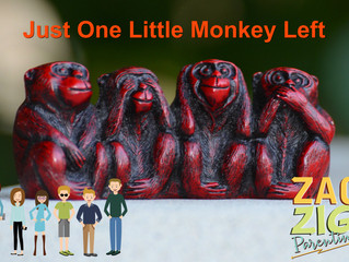 Four Little Monkeys Jumping on the Bed…Back-to-School Transition Time
