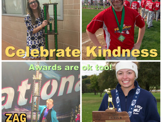 Taking Home the Trophy for Kindness