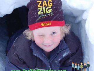 Wink, Wink:  Wonder Why Kids Defy the Uniformity of Nature?