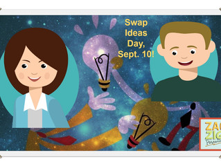 Let's Swap: Happy Upcoming Swap Ideas Day!
