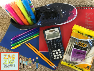 What's on Mom and Dad's Back-To-School Supplies List?