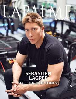 Sebastien Lagree for LaPalme Magazine