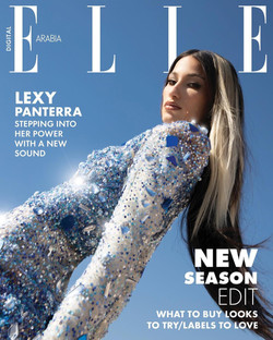 Lexy Panterra For Elle Arabia