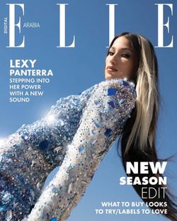 Lexy Panterra For Elle Arabia