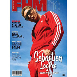 Sebastien Lagree For FHM Fit