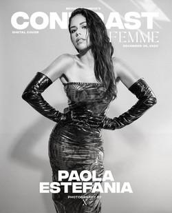 Paola Estefania For Contrast Magazine