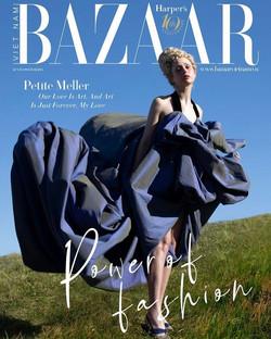 Petite Meller For Harper's Bazaar Vietnam