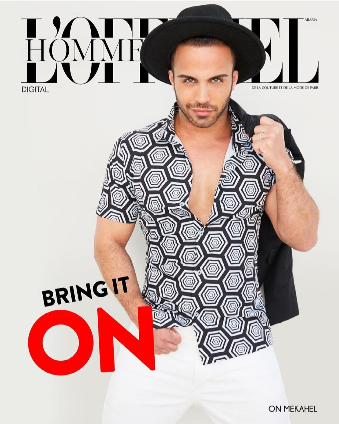On Mekahel For L'Officiel