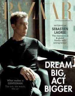 Sebastien Lagree For Harper's Bazaar Vietnam