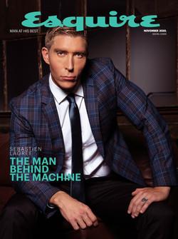 Sebastien Lagree for Esquire Serbia