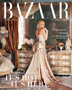 Christine Quinn For Harper's Bazaar Vietnam