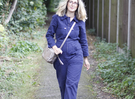3 Reasons to try a boilersuit