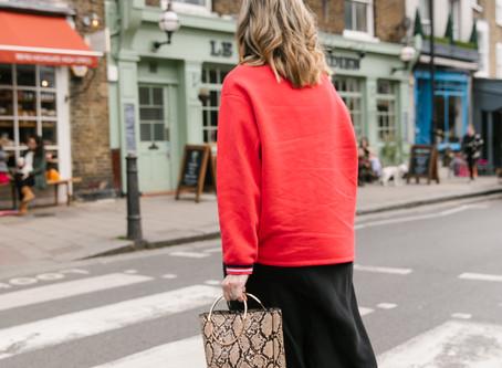 4 Ways to separate your work & weekend wardrobe