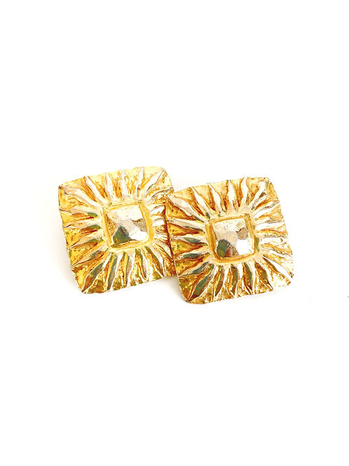 Vintage Jean Patou Paris Earrings