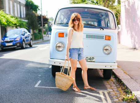 How to style vintage