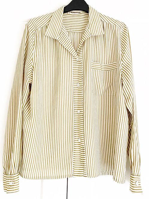 Vintage Stripe Blouse
