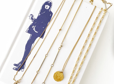 Styling Gold Jewellery