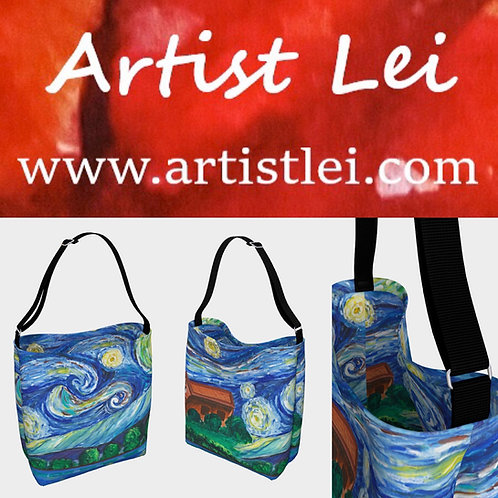 Eye of Hurricane Tote Bag