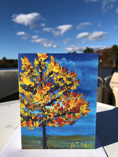 My Tree - Note cards