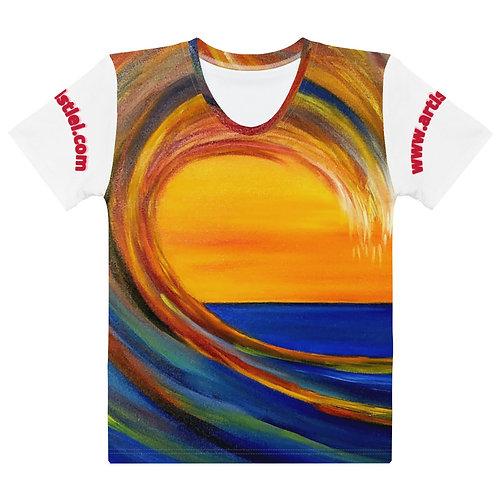 Women's T-shirt - Morning Energy
