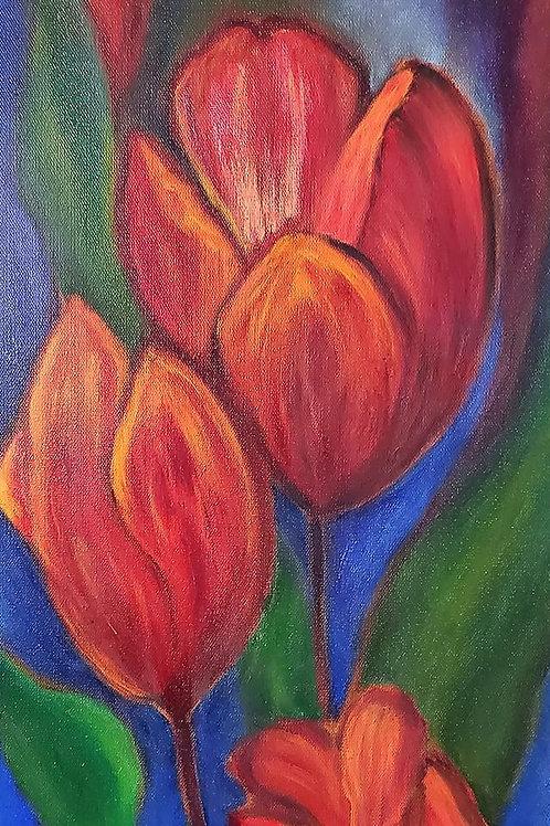 East Tulips
