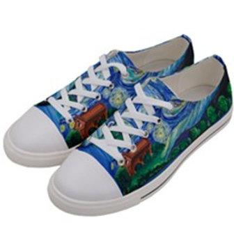 Starry Night Shoe