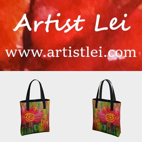 My Flowers Tote Bag