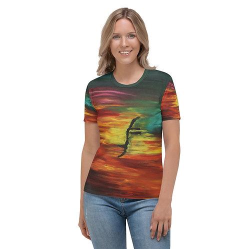 Women's T-shirt - GodSend Front View