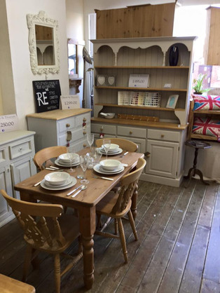 Tables, Chairs, Chests of Drawers, Sideboards, Dressers, Wardrobes and more