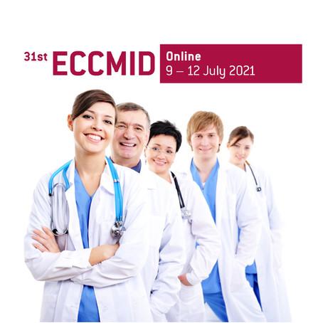 Nuestras soluciones fueron presentadas en el ECCMID 2021.