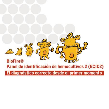BioFire® Panel de identificación de hemocultivos 2 (BCID2)