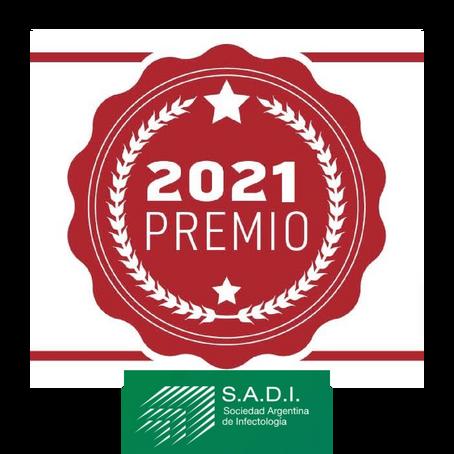 Premio SADI al liderazgo en diagnóstico sindrómico de las enfermedades infecciosas.