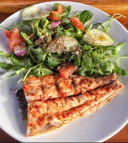 Mahi Mahi Salad