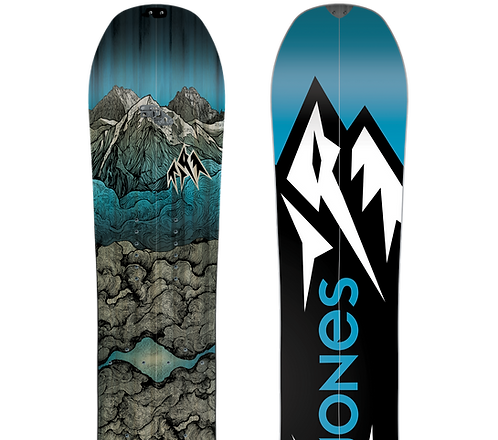 18/19 Jones Mountain Twin Splitboard