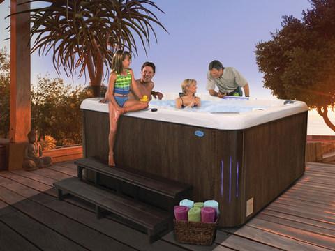 PL-893B Environment hot tub family fun s