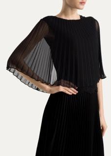מיקי שרוני קולקצית חורף שמלת ערב פליסה יש בה כל מה שאת מבקשת