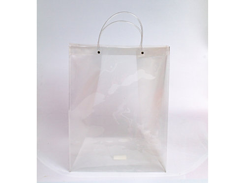 "Flora Pack Center Piece Clear Bag- 18"""