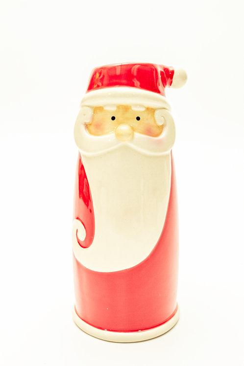 Santa Ceramic Vase
