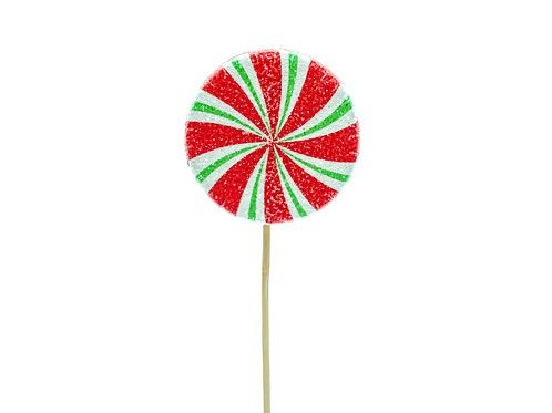 Holiday Peppermint Pick