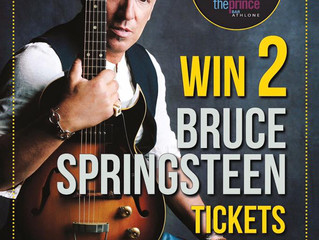 Win Bruce Springsteen tickets at The Prince Bar