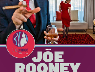 Joe Rooney is coming to Athlone!