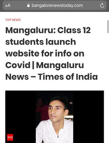 Bangalore News Today