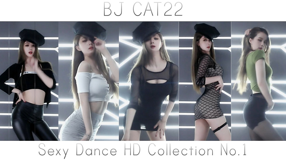 BJ CAT22 Sexy Dance HD Collection No.1