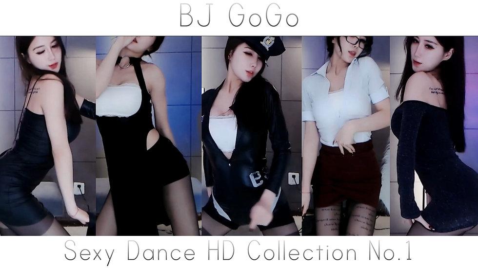 BJ GoGo Sexy Dance HD Collection No.1