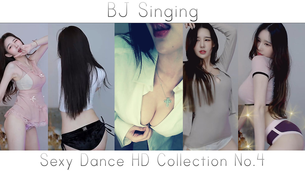 BJ Singing Sexy Dance HD Collection No.4