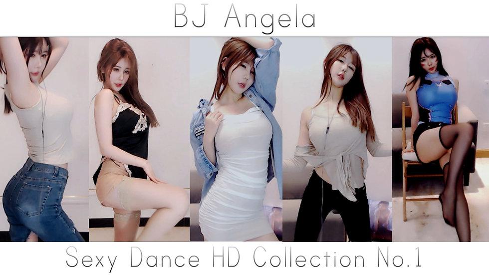 BJ Angela Sexy Dance HD Collection No.1