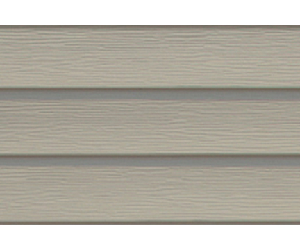 ENTEX®–coated steel siding
