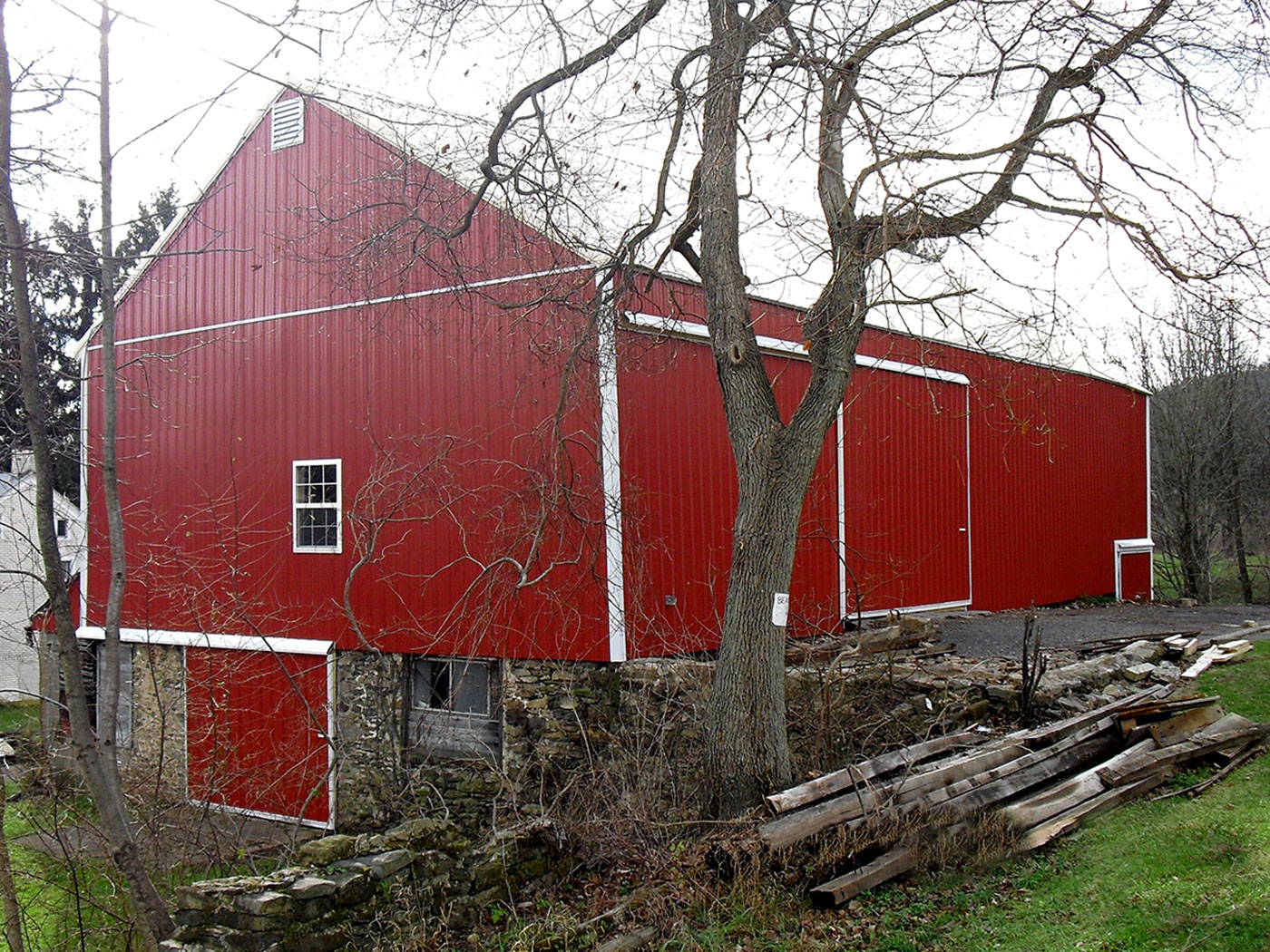 Metal-siding-roofing-agricultural