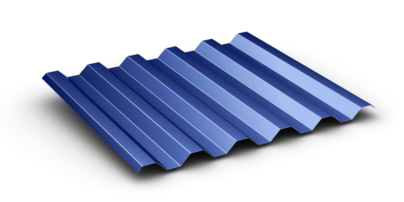 Mega-Rib Panel