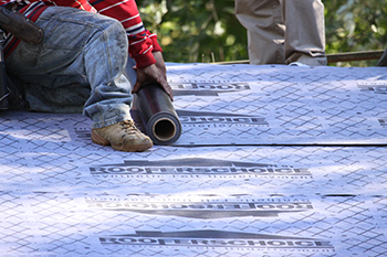Underlayment, Ice & Water Shield